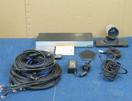 Cisco Tandberg Telepresence Edge95 MXP HD Video Conferencing Multisite Presentee
